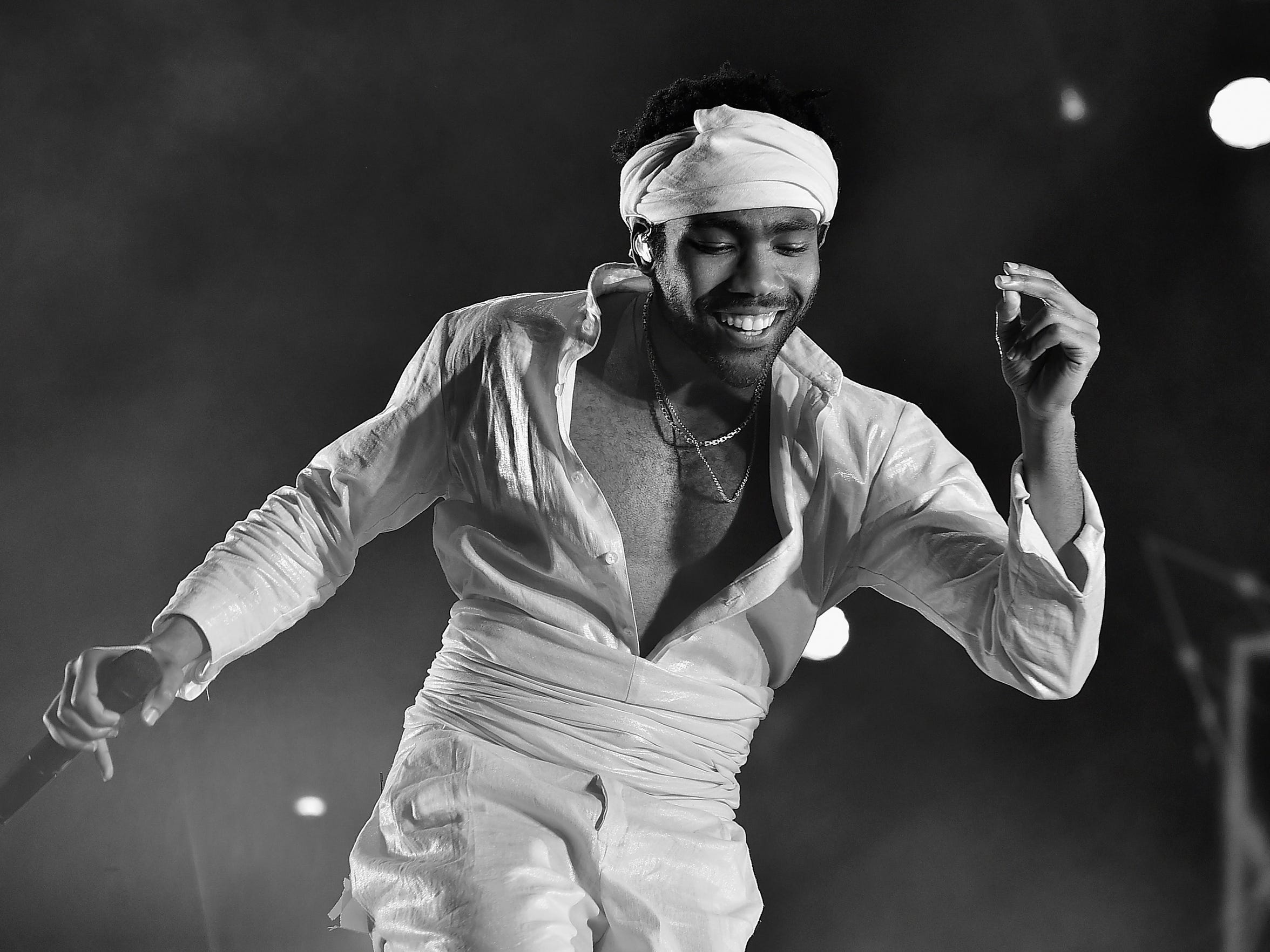 Childish Gambino performs onstage during the 2017 Governors