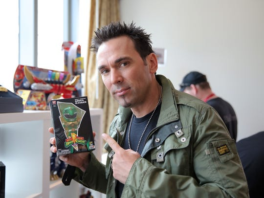 Jason David Frank will be at Phoenix Comic Fest 2018.