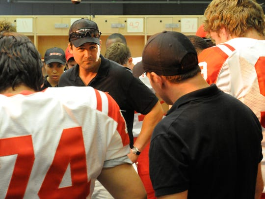 Kyle Chandler as Coach Eric Taylor in 'Friday Night