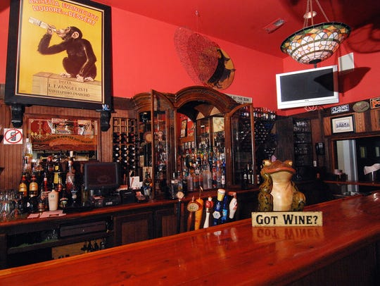 In this file photo, the bar at Nantuckets restaurant