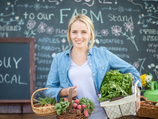 Buying food locally is a great first step towards your
