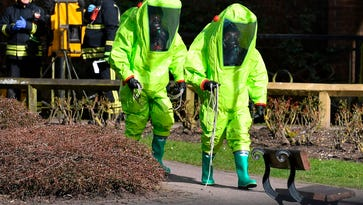 Russian nerve agent attack warrants forceful response