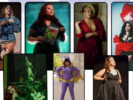 Justease League NJ will combine burlesque and super heroines on March 13 at Roxy & Dukes in Dunellen.