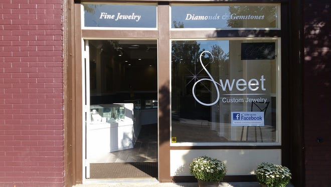 Sweet Custom Jewelry in Old Town opened in September.