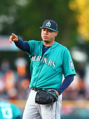 Felix Hernandez has never pitched in the postseason.