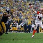 Bengals' offense can't find rhythm in 24-16 loss to Steelers