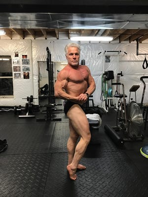 West Side native Phil Cianciolo made his return to bodybuilding.