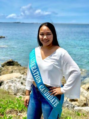 Kamarin Joy Arriola Nelson named 74th Guam Liberation Queen of Guam.