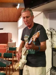 Guitar player Frederick Ulam is clinical psychologist