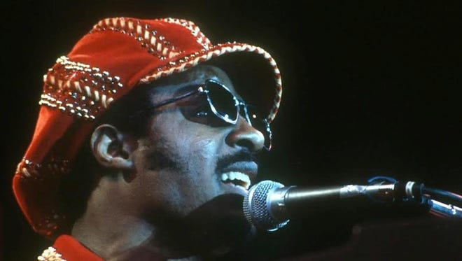 Stevie Wonder performs live in a concert documentary that screens Monday at the Stax Museum of American Soul Music.