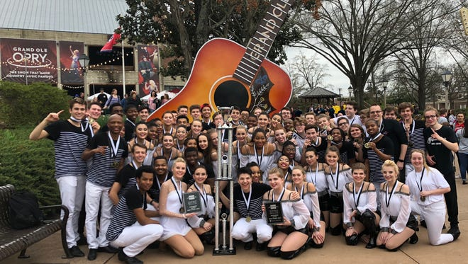 The North Central High School Counterpoints were named Grand Champion winners of the 2018 Show Choir Nationals.