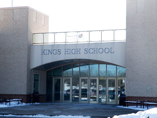Kings High School. Photo shot Thursday January 18,