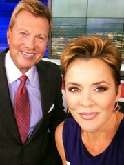 Fox 10 anchor, Kari Lake back on the air after her hot-mic