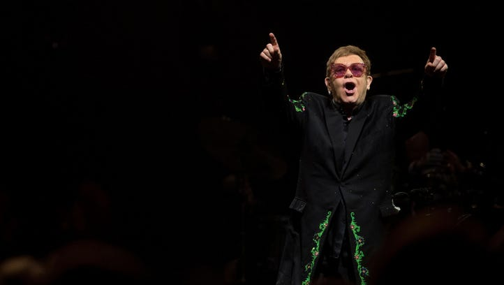 Elton John's farewell tour to include Buffalo, Toronto