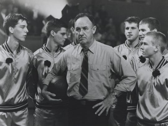 """""""Hoosiers"""" was named Best Sports film in the Star's Indiana-centric Oscar competition."""