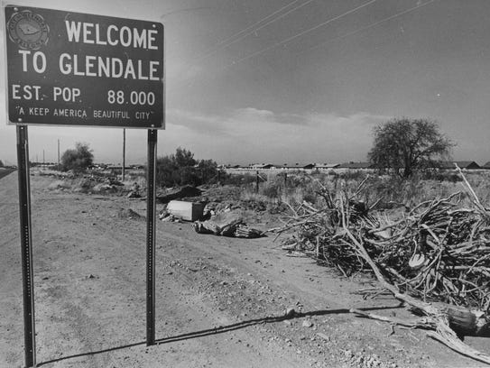 Glendale in 1979 had about 88,000 residents.