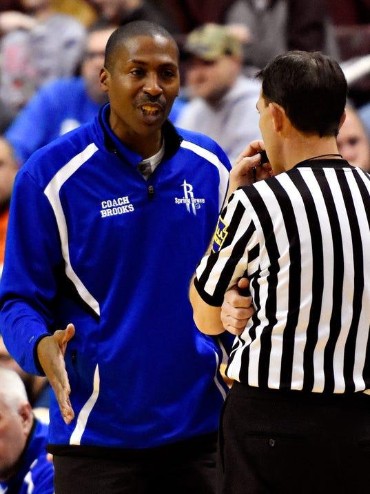 Spring Grove vs Northeastern D-3 Class 5A basketball Semifinal