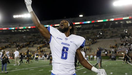 The Blue Raiders might be headed to Hawai'i this December,