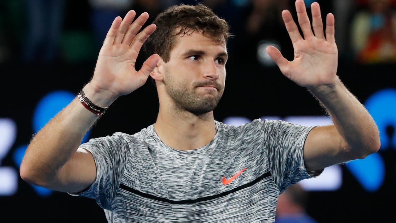 Court Report: Special week for Dimitrov