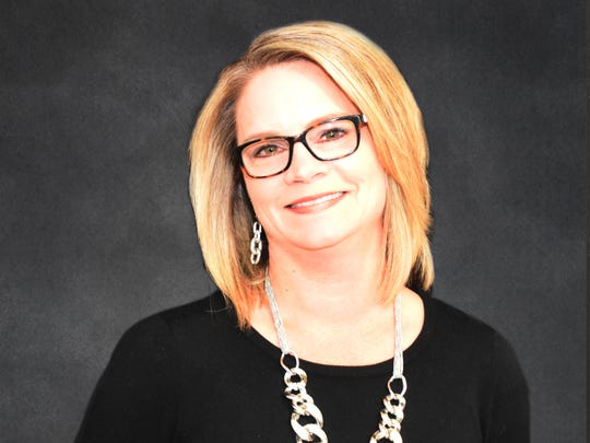 Acting Macomb County Clerk/Register of Deeds Kathy Brower.