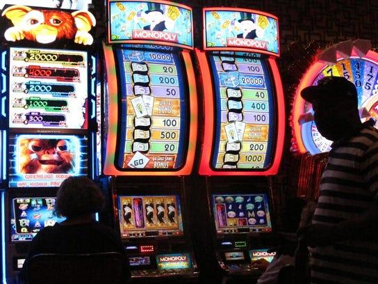 Casino lautalla arvosteluan