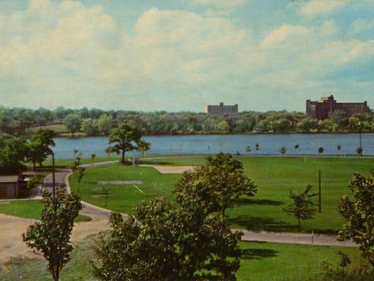 Wilson Park 1950