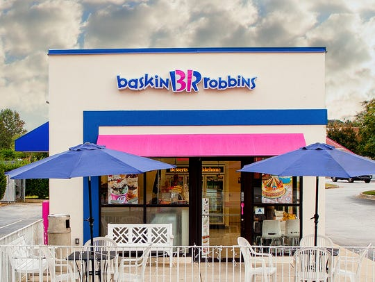 April and Tom English plan to open a Baskin-Robbins