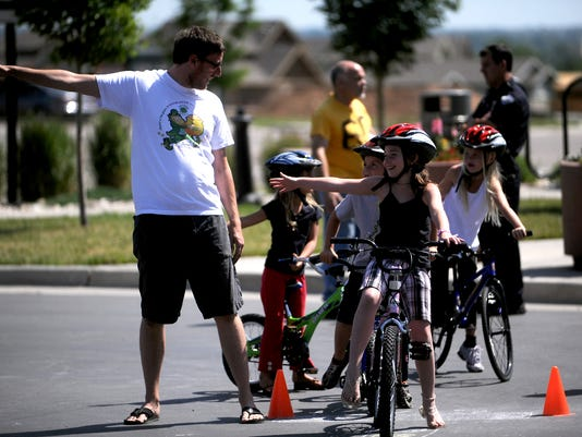 police bike rodeo lcl DLM