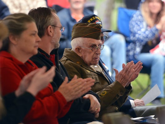 York County pays tribute to the fallen