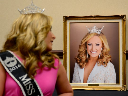Miss Tennessee 2016 Grace Burgess looks back at her