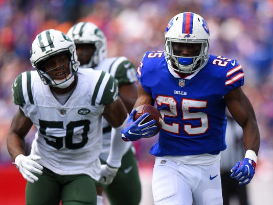 USP NFL: NEW YORK JETS AT BUFFALO BILLS S FBN BUF NYJ USA NY