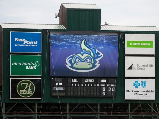 Connecticut Tigers vs. Vermont Lake Monsters 06/16/14