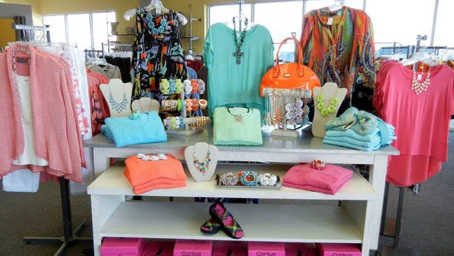 Twist women's clothing and accessories store has opened in Urbandale.
