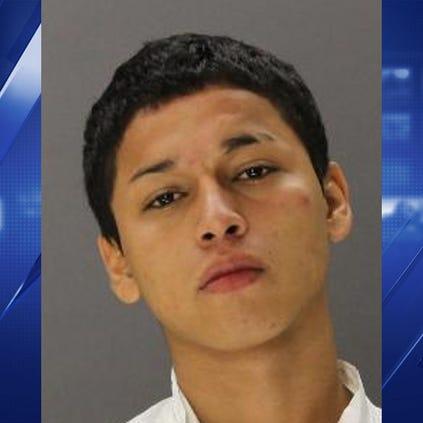 Angel Sanches-Zenteno was arrested in the strangulation death of 5-year-old Katherine Gonzalez.