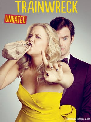 'Trainwreck,' written by and starring Amy Schumer, centers on a self-obsessed men's magazine writer who is unable to commit to anyone until she falls for a sweet-natured sports doctor played by Bill Hader.
