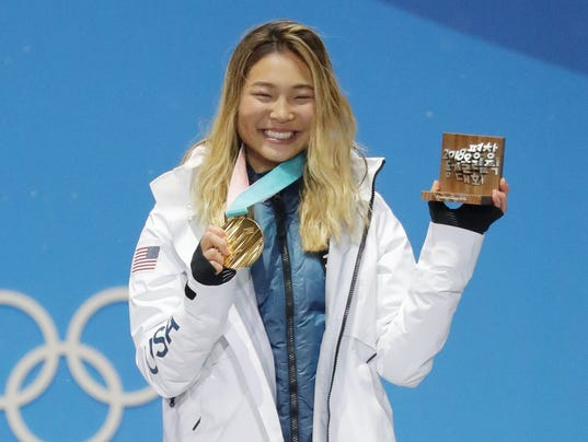 Olympics: Medals Ceremony