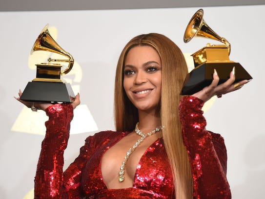 Bey didn't leave the Grammys empty-handed - she won