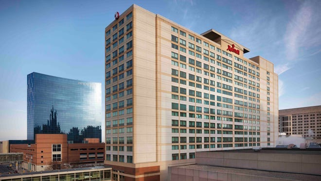 Conner's Kitchen + Bar opened April 12, 2018, at Downtown Indianapolis Marriott. Conner's replaced Champions restaurant and is part of hotel renovations that bumped up the number of guest rooms from 622 to 650 and created a new lobby, bar areas and a convenience market.