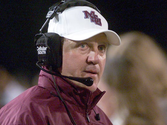 Former Mississippi State football coach Jackie Sherrill is the only coach to lead the Bulldogs to the SEC Championship Game, in 1998. He will be inducted into the Mississippi Sports Hall of Fame on Saturday at  the Jackson Convention Complex.