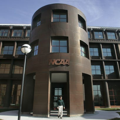 The NCAA says it will examine how the RFRA will affect