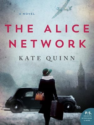 """The Alice Network"" by Kate Quinn."
