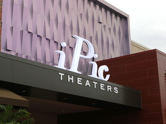 iPic Theaters at Rivertowns Square, a mega development that includes shops, restaurants, apartments, movie theater, supermarket and hotel, in Dobbs Ferry May 3, 2017.