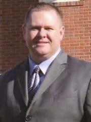 Grundy County Sheriff Clint Shrum