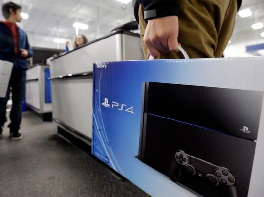 AP APTOPIX US Games New Consoles