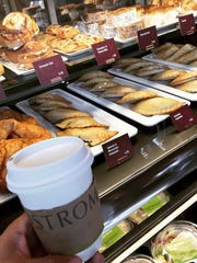 Peruvian empanadas and pastries from Gustito's are now available at Nordstrom's in Waterside Shops in Naples.