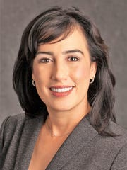 Monica Vargas-Mahar, new CEO at The Hospitals of Providence's East El Paso hospital campus.