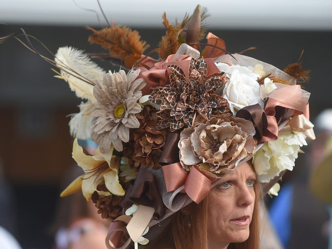 Maybe this hat could be used at Thanksgiving for the