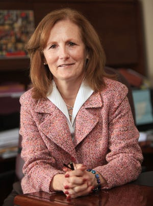Dorothy Linn announced last month that she would be stepping down at the end of the year after four years at the district's helm.