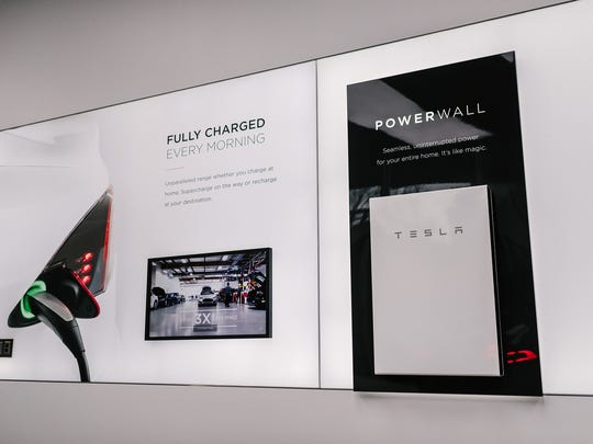 Tesla is reconfiguring stores to put more emphasis