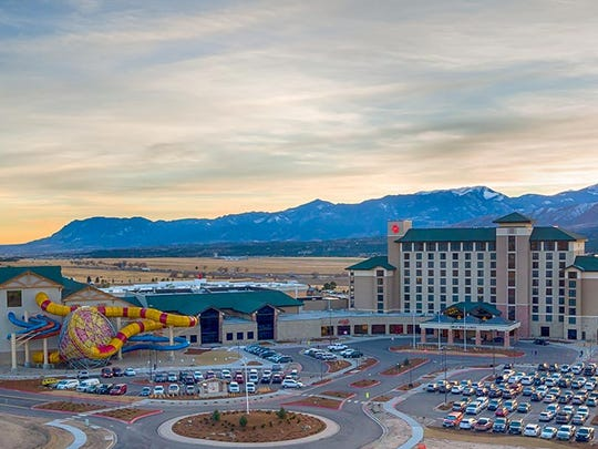 Great Wolf Lodge Colorado Springs opened in January